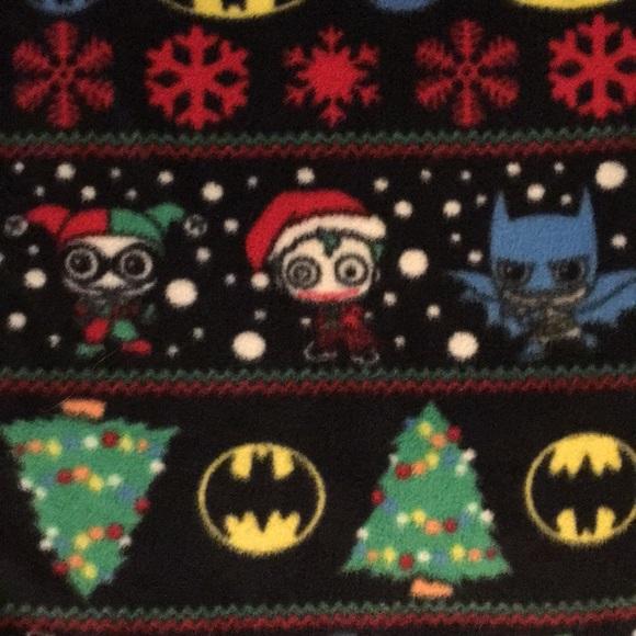 Batman Christmas.Batman Christmas Pajama Pants Firm Price